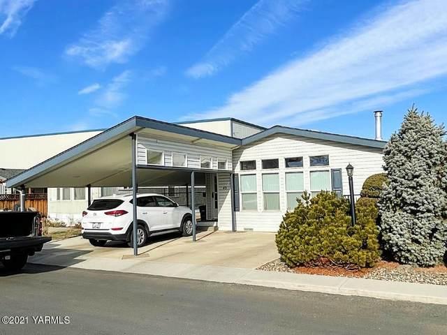 325 S 5th St #49, Sunnyside, WA 98944 (MLS #21-295) :: Candy Lea Stump | Keller Williams Yakima Valley