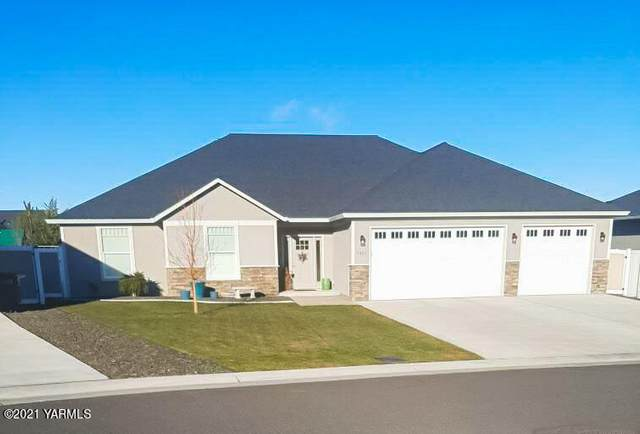 2107 S 74th Ave, Yakima, WA 98903 (MLS #21-343) :: Amy Maib - Yakima's Rescue Realtor