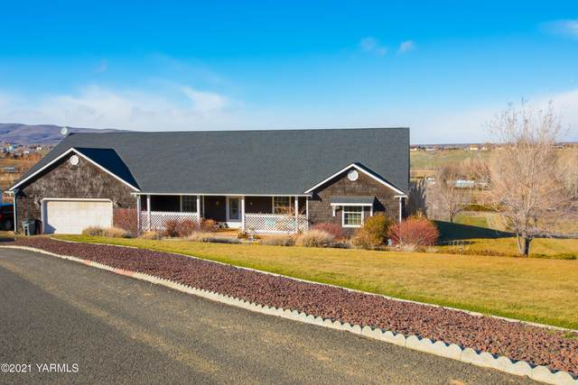11401 Flintstone Rd, Yakima, WA 98908 (MLS #21-390) :: Candy Lea Stump | Keller Williams Yakima Valley