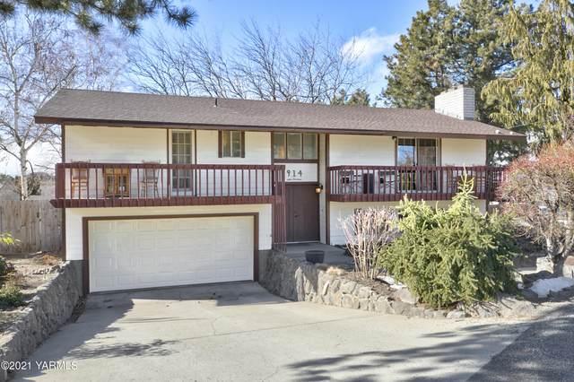 914 Pecks Canyon Rd, Yakima, WA 98908 (MLS #21-401) :: Candy Lea Stump | Keller Williams Yakima Valley