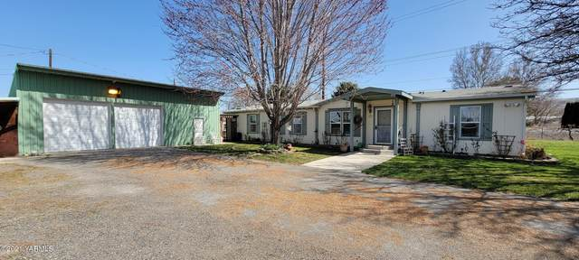1180 E Selah Rd, Selah, WA 98942 (MLS #21-425) :: Amy Maib - Yakima's Rescue Realtor