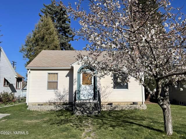 919 S 17th Ave, Yakima, WA 98902 (MLS #21-481) :: Amy Maib - Yakima's Rescue Realtor