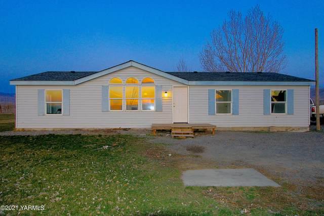 731 S Rivard Rd, Moxee, WA 98936 (MLS #21-523) :: Amy Maib - Yakima's Rescue Realtor