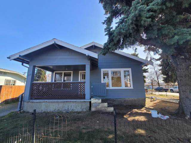 1118 Tieton Dr, Yakima, WA 98902 (MLS #21-605) :: Heritage Moultray Real Estate Services