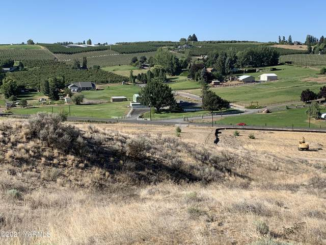 2445 Speyers Rd Lot #4 Speyers , Selah, WA 98942 (MLS #21-66) :: Heritage Moultray Real Estate Services