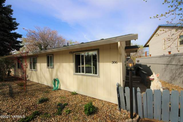 306 N 18th Ave, Yakima, WA 98902 (MLS #21-688) :: Amy Maib - Yakima's Rescue Realtor