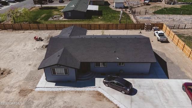 805 N 16th St, Sunnyside, WA 98944 (MLS #21-697) :: Nick McLean Real Estate Group