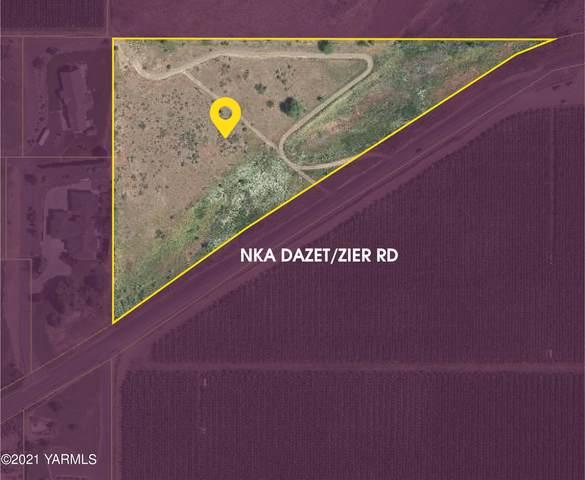 NKA Dazet/Zier Rd, Yakima, WA 98908 (MLS #21-698) :: Heritage Moultray Real Estate Services