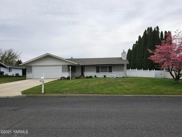 213 S 67TH Ave, Yakima, WA 98908 (MLS #21-808) :: Amy Maib - Yakima's Rescue Realtor