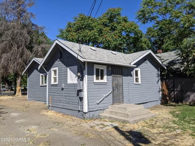 209 N Pierce Ave, Yakima, WA 98902 (MLS #21-893) :: Amy Maib - Yakima's Rescue Realtor