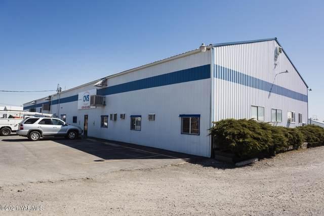 1104 E Mead Ave, Union Gap, WA 98903 (MLS #21-899) :: Amy Maib - Yakima's Rescue Realtor