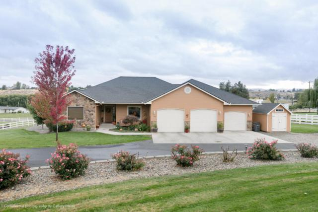 140 Fedderly Ln, Yakima, WA 98908 (MLS #17-2597) :: Heritage Moultray Real Estate Services