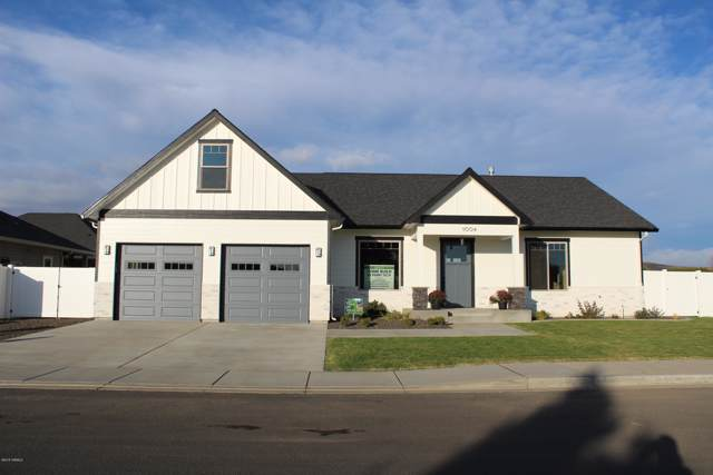1004 S 83rd Ave, Yakima, WA 98908 (MLS #19-2614) :: Heritage Moultray Real Estate Services