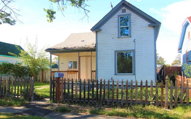 408 N 7th St, Yakima, WA 98901 (MLS #20-2321) :: Heritage Moultray Real Estate Services