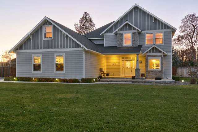 500 S 123rd Ave, Yakima, WA 98908 (MLS #20-2415) :: Heritage Moultray Real Estate Services