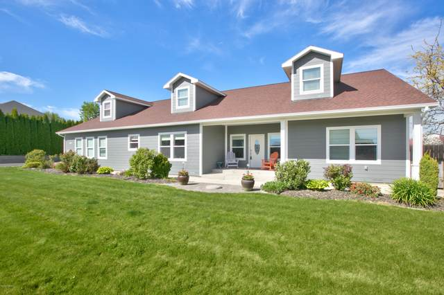 504 S 123rd Ave, Yakima, WA 98908 (MLS #20-657) :: Heritage Moultray Real Estate Services