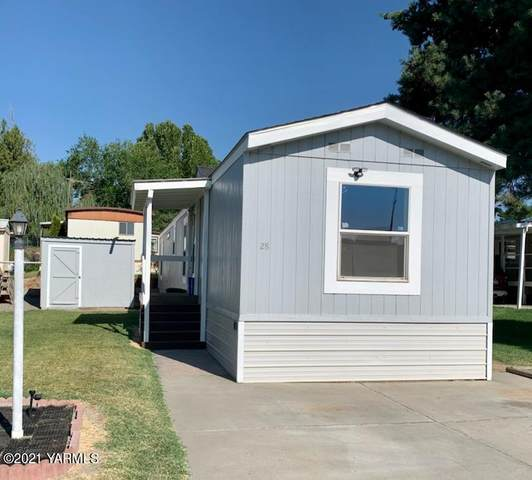 811 Second Ave #28, Zillah, WA 98953 (MLS #21-2009) :: Amy Maib - Yakima's Rescue Realtor