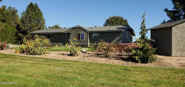 861 Hinman Rd, Harrah, WA 98933 (MLS #21-2540) :: Amy Maib - Yakima's Rescue Realtor