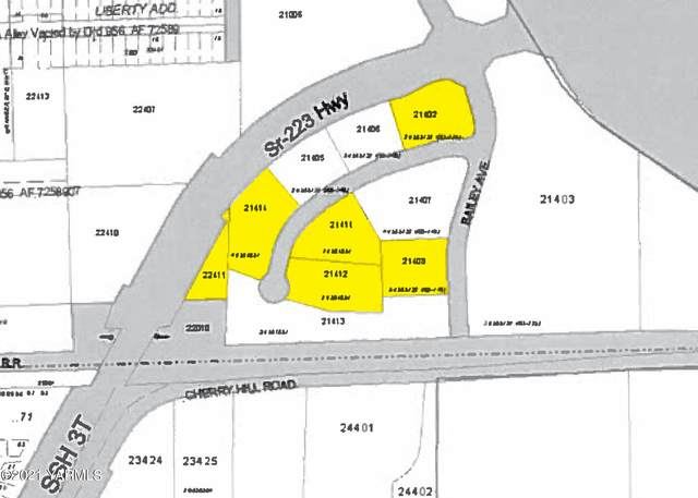 NNA Bailey Ave, Granger, WA 98932 (MLS #21-2551) :: Amy Maib - Yakima's Rescue Realtor