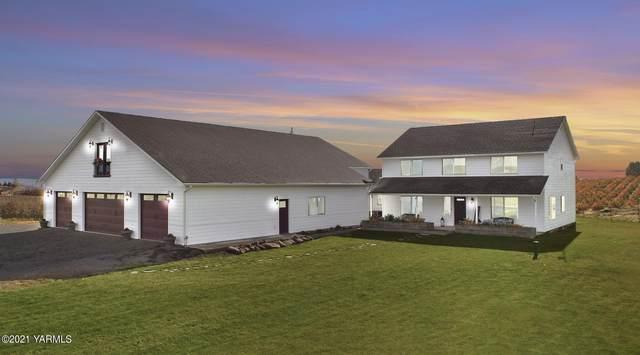 230 Hambelton Rd, Tieton, WA 98947 (MLS #21-2857) :: Heritage Moultray Real Estate Services