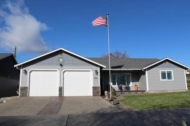 908 Blitz Ln, Selah, WA 98942 (MLS #21-615) :: Heritage Moultray Real Estate Services