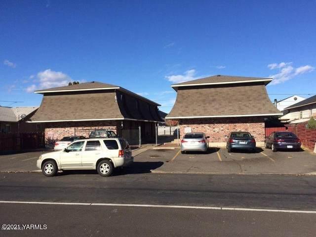1117 Willow St, Yakima, WA 98902 (MLS #21-933) :: Nick McLean Real Estate Group