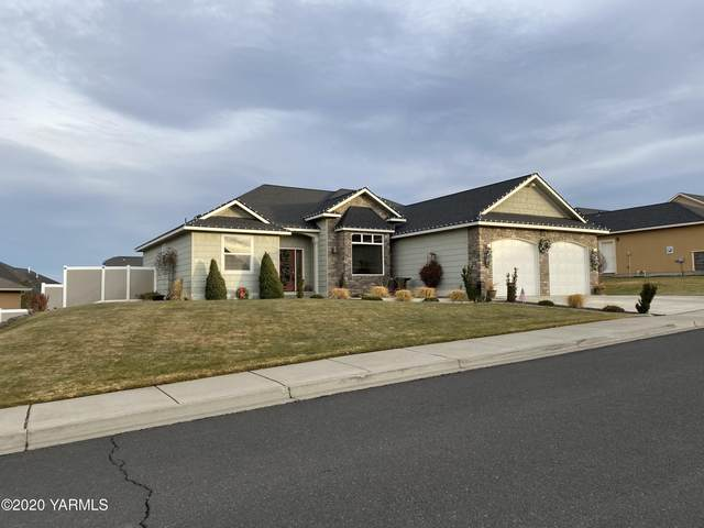 2001 S 76th Ave, Yakima, WA 98903 (MLS #20-2749) :: Heritage Moultray Real Estate Services