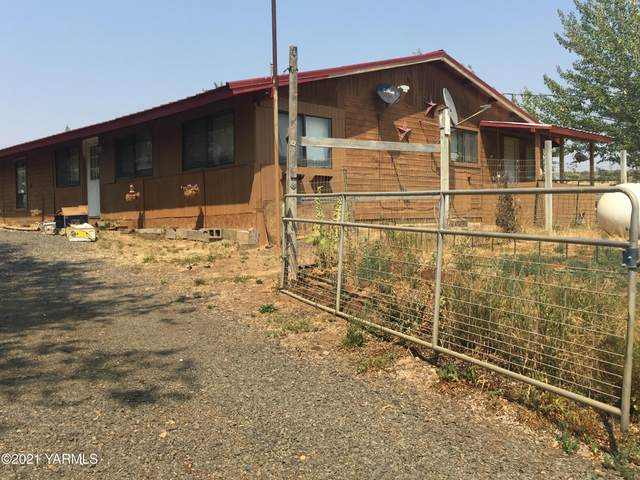 101 W Slavin Rd, Yakima, WA 98903 (MLS #21-1568) :: Amy Maib - Yakima's Rescue Realtor