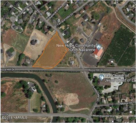 4903 Roza Hill Dr, Yakima, WA 98901 (MLS #18-2060) :: Heritage Moultray Real Estate Services