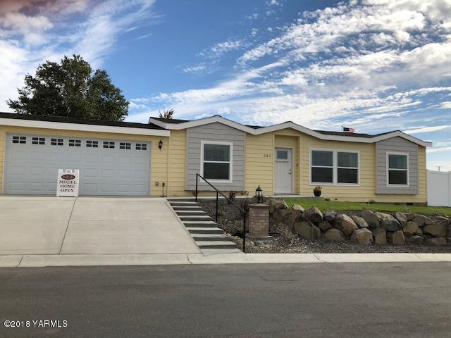 200 Bridle Way #281, Yakima, WA 98901 (MLS #18-2440) :: Heritage Moultray Real Estate Services