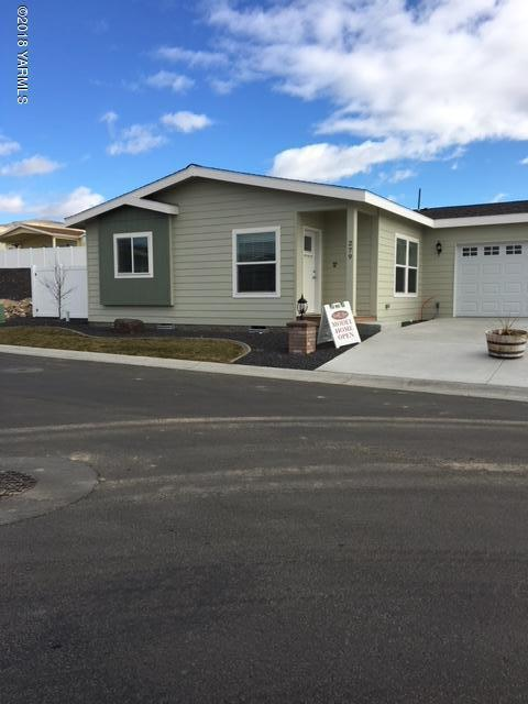 200 Bridle Way #279, Yakima, WA 98901 (MLS #18-314) :: Heritage Moultray Real Estate Services