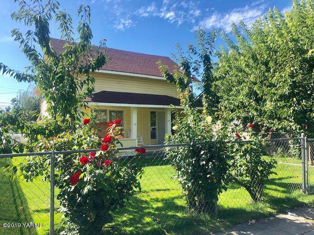 1214 Jefferson Ave, Yakima, WA 98902 (MLS #19-2321) :: Amy Maib - Yakima's Rescue Realtor