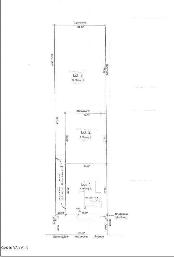 3207 Summitview Ave, Yakima, WA 98902 (MLS #19-2631) :: Joanne Melton Real Estate Team