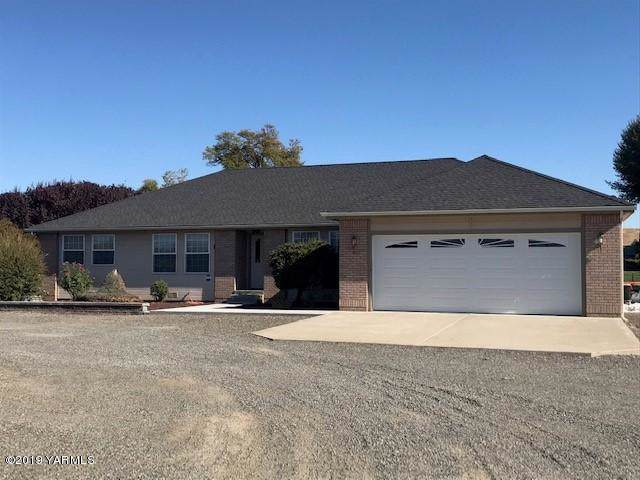 581 Old Naches Hwy, Yakima, WA 98908 (MLS #19-2709) :: Heritage Moultray Real Estate Services