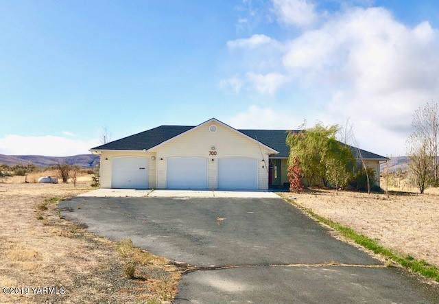 700 Pheasant Crest Dr, Yakima, WA 98908 (MLS #19-2740) :: Heritage Moultray Real Estate Services