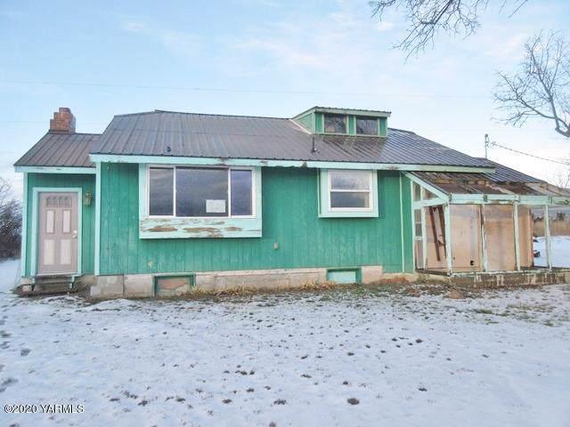 1080 Bohannon Rd, Ellensburg, WA 98926 (MLS #20-138) :: Joanne Melton Real Estate Team