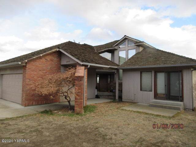 1005 N 42nd Pl, Yakima, WA 98908 (MLS #20-158) :: Heritage Moultray Real Estate Services