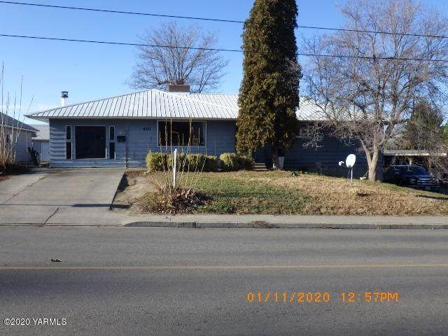 410 Euclid St, Grandview, WA 98930 (MLS #20-263) :: Heritage Moultray Real Estate Services