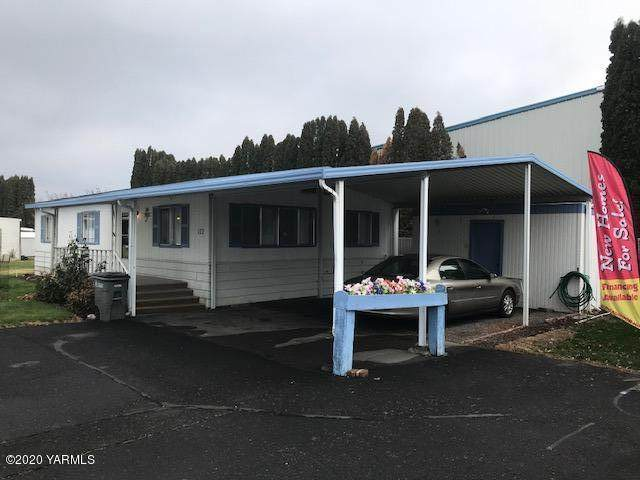 55 W Washington Ave #172, Yakima, WA 98903 (MLS #20-2683) :: Amy Maib - Yakima's Rescue Realtor
