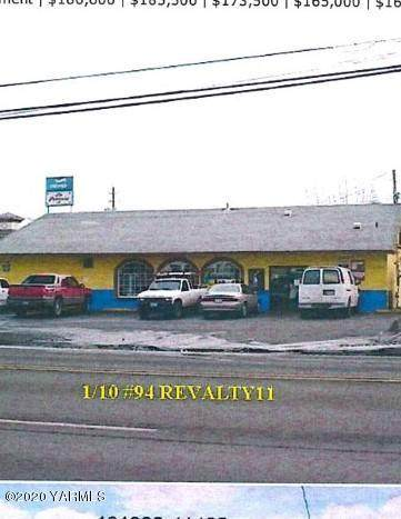 1420 S Fair Ave, Yakima, WA 98901 (MLS #20-338) :: Heritage Moultray Real Estate Services