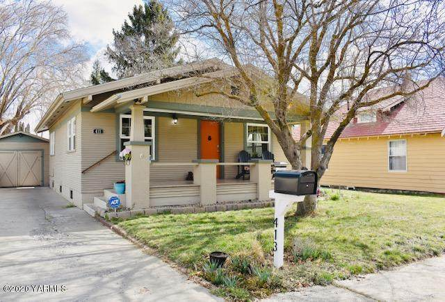 413 S 18th Ave, Yakima, WA 98902 (MLS #20-642) :: The Lanette Headley Home Group