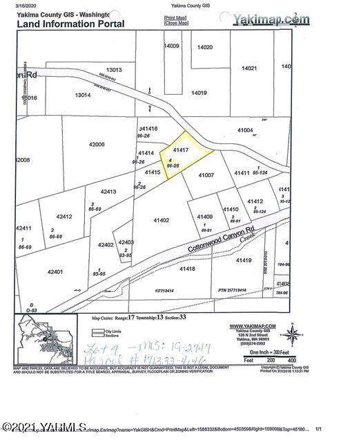 NNA W Canyon Rd #4, Yakima, WA 98908 (MLS #21-1047) :: Candy Lea Stump | Keller Williams Yakima Valley