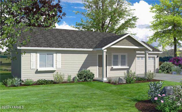 Lot 22 Sage Way, Yakima, WA 98901 (MLS #21-235) :: Candy Lea Stump | Keller Williams Yakima Valley