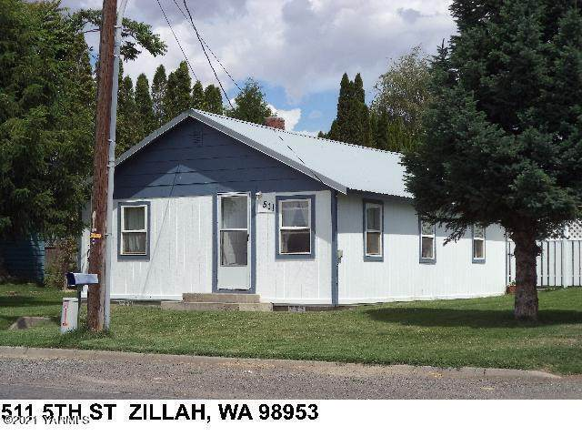 511 5th St, Zillah, WA 98953 (MLS #21-465) :: Amy Maib - Yakima's Rescue Realtor