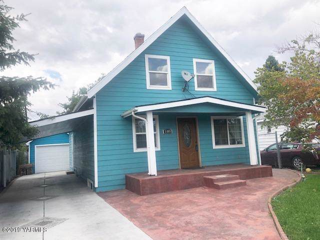 1409 Jefferson Ave, Yakima, WA 98902 (MLS #19-2235) :: Heritage Moultray Real Estate Services
