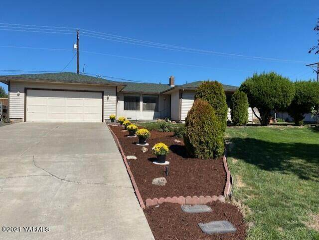 601 S 57th Ave, Yakima, WA 98908 (MLS #21-2083) :: Amy Maib - Yakima's Rescue Realtor