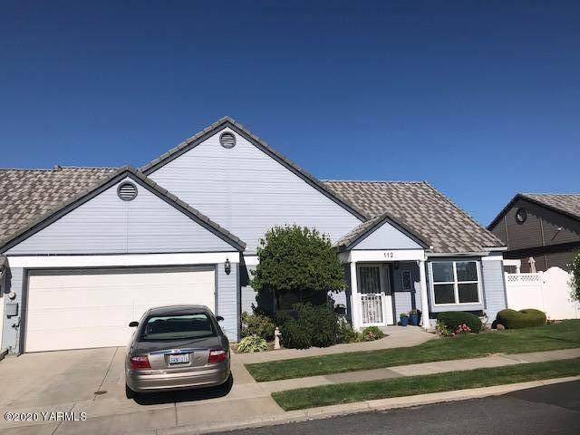 112 N 50th Ave, Yakima, WA 98908 (MLS #20-1541) :: Amy Maib - Yakima's Rescue Realtor