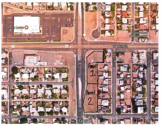 17th St Ave A, Yuma, AZ 85364 (MLS #127275) :: Group 46:10 Yuma