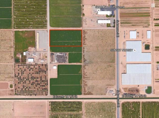 County 14 1/4 E Ave 2 3/4 E, Yuma, AZ 85365 (MLS #127716) :: Group 46:10 Yuma