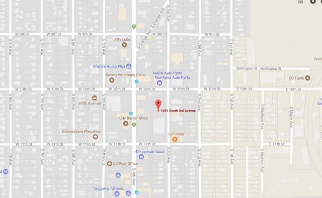 1051 S 3 AVE, Yuma, AZ 85364 (MLS #129174) :: Group 46:10 Yuma